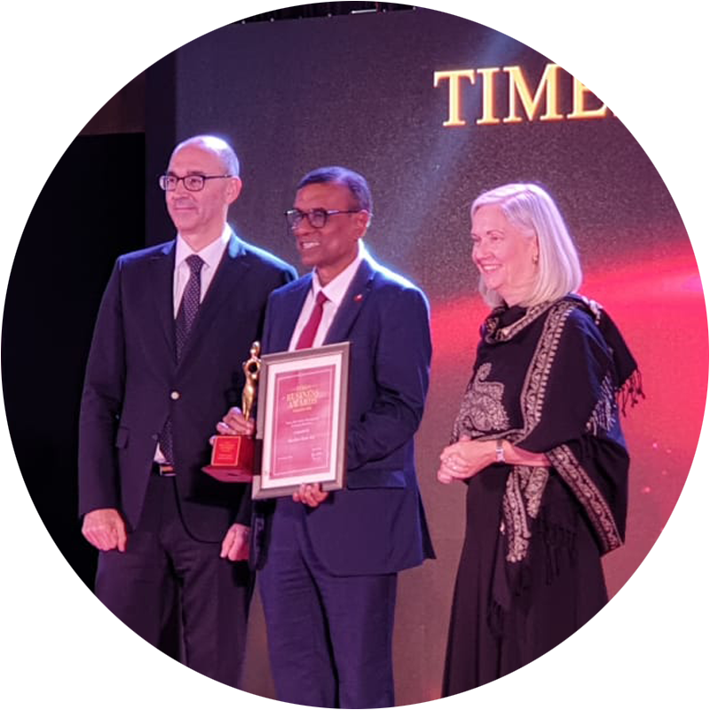 Times Business Award