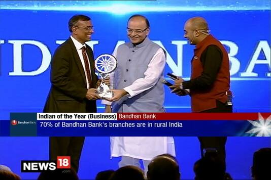 Indian of the Year Award by CNN - News 18